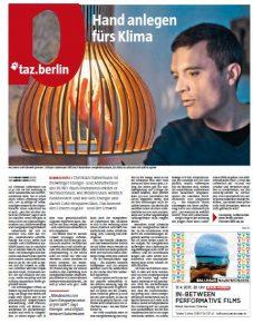 Fabian Franke Journalist Reportage Klimaschutz Ehrenamt TAZ